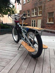 Ichi Bike - Custom Build - Cargo Bikes - Custom Bikes, BMX, Rat Rods, Board Trackers, Cruisers, Muscle Bikes, Town Bikes & More