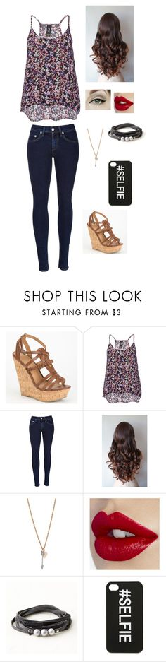 """Untitled #320"" by leahwinchester-monsterhunter ❤ liked on Polyvore featuring Delicious and rag & bone"
