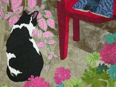 Ann Fahl's Color and Quilts: Announcing Applique Ann's Way!