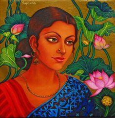 Artist-Suparna Dey