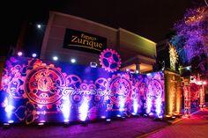 Festa tema Tomorrowland: casa de festas Foto: Luiz Claudio Fotografia