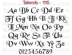 fancy lettering - Google Search