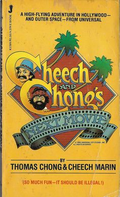 Cheech and Chong's Next Movie Cheech Y Chong, Custom Lunch Box, Lending Library, Studio City, Paperback Books, In Hollywood, Movie Stars, Pop Culture, Nostalgia