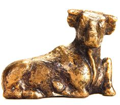 Hittite, bull, bronze, Alacahöyük 1335-1215 BC, Museum of Anatolian Civilisations, Ankara