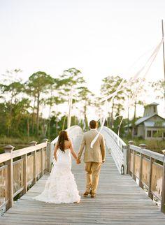 Wedding courtesy of Southern Weddings Magazine