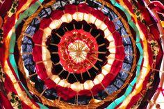 #boho #gipsy #home #art http://www.alittlemarket.com/decorations-murales/fr_eva_lubart_dreamcatcher_caravan_-14743849.html