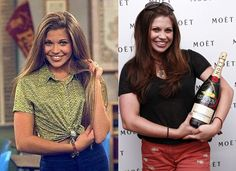 """Topanga (Danielle Fishel) from """"Boy Meets World"""": 