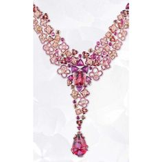 Pink tourmaline ❤ liked on Polyvore featuring jewelry, pink tourmaline jewelry, red jewellery, rubellite jewelry, red jewelry and cabochon jewelry