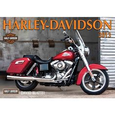 Harley-Davidson Wall Calendar: Now in its 20th year and featuring 16 months of Harley-Davidson motorcycles! Harley-Davidson 2013, our best-selling calendar, features David Blattel's photos of beautifully restored or original classic Harley-Davidson motorcycles.   $15.99  http://calendars.com/Motorcycles/Harley-Davidson-2013-Deluxe-Wall-Calendar/prod201300001930/?categoryId=cat00694=cat00694#