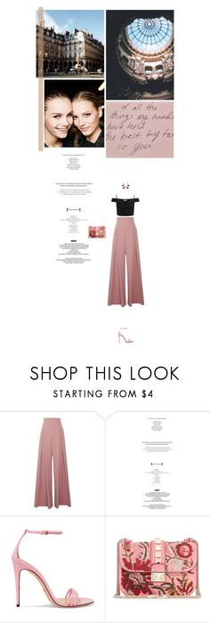 """""""The Full Look"""" by giam783 on Polyvore featuring Emilia Wickstead, StyleNanda, Gucci, Valentino and Marni"""