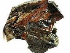 Cubanite http://www.mindat.org/gm/1168