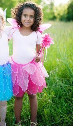 Great Pretenders Kostüm Fancy Flutter pink 4-7 J. - Bonuspunkte sammeln, Kauf auf Rechnung, DHL Blitzlieferung!