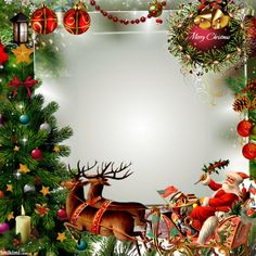 Merry Christmas Merry Christmas Wishes, Christmas Home, Christmas Lights, Christmas Wreaths, Christmas Decorations, Christmas Ornaments, Holiday Decor, Christmas Picture Frames, Christmas Background