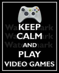 https://www.etsy.com/transaction/179544341 8x10 Keep CALM And Play VIDEO GAMES Quote art print Customized wall decor Enjoy 5% off by using coupon code tweet5 during check out, $12.99 Wall art print