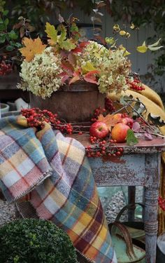- Lien ihr Herbst/Lien her autumn - Winter Mode Thanksgiving Decorations, Seasonal Decor, Holiday Decor, Autumn Day, Autumn Home, Vibeke Design, Autumn Decorating, Happy Fall Y'all, Fall Pictures