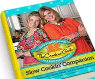 Slow Cookin' Companion Cookbook