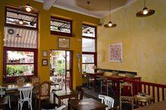 Yubaba Cafe Bistro. G. Olympiou 2, Koukaki