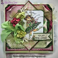 Passionate Paper Creations: Kraftin Kimmie New Release Day 1