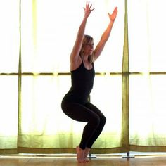Take your Vinyasa yoga routine to the next level with these advanced yoga poses that put a fun, challenging spin on all your favorite moves. From half moon to down dog, these moves will bring excitement to your basic workout and provide tons of health, strength,and balance benefits.