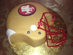 49-ers Groom's Cake