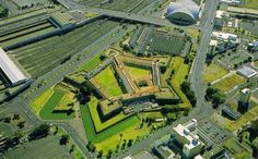 Castle of Good Hope, Cape Town. Star Fort, Fortification, Ancient Architecture, Old Buildings, Cape Town, All Over The World, Places To Travel, South Africa, City Photo