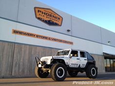 WAYALIFE.com : More than just a Jeep - It's a way of life! - Florence Junction Arizona Weekend of Wheeling