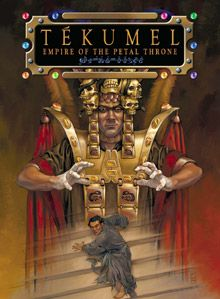 Tekumel: The Empire of the Petal Throne