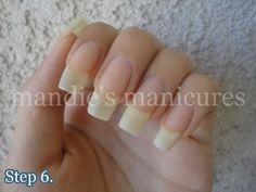 Very square Manicure Steps, Manicure And Pedicure, Long Natural Nails, Long Nails, Nail Growth Tips, Diy Beauty Nails, Natural Nail Designs, Sexy Nails, Nail Envy