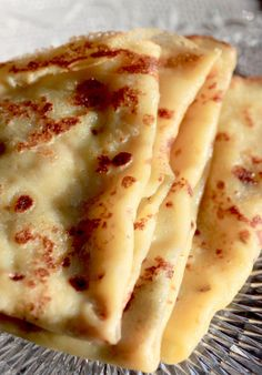 Süße Crepes von C. Whole Food Desserts, Whole Food Recipes, Dessert Recipes, Fruit Recipes, Pizza Recipes, Cooking Recipes, Cooking Ideas, Tortilla Pizza, Delicious Desserts