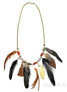 "Necklace ""Antik Batik"""