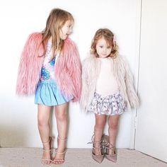 Harajuku, Fur, Pink, Style, Fashion, Swag, Moda, Fashion Styles, Fasion