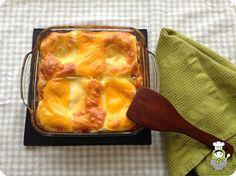 Chef in Chief: Lasagna de carne
