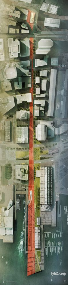 HIGH RES SITE PLAN - BLOG - architectural rendering and illustration blog
