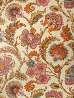 Tapete Mandala - Bild 3 Art Floral, Floral Retro, Motifs Textiles, Textile Patterns, Print Patterns, Fabric Wallpaper, Pattern Wallpaper, Surface Pattern Design, Pattern Art