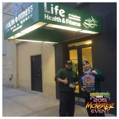 Monster Event gym promotion in Queens. Natural Vitamins, Promotion, Queens, Broadway Shows, Gym, Health, Life, Health Care, Training
