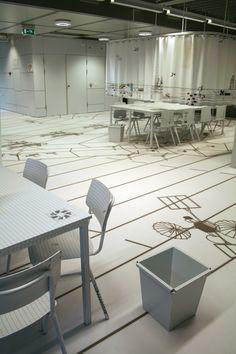 Roc Apeldoorn classroom by Jurgen Bey #design #interiors