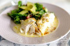 Fish Stew, Swedish Recipes, Lchf, Banana Cream, Fish And Seafood, Potato Salad, Diet Recipes, Veggies, Low Carb