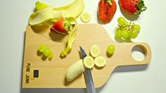 Wood kitchen decoration by PURE JUNK, handmade from recycled material.