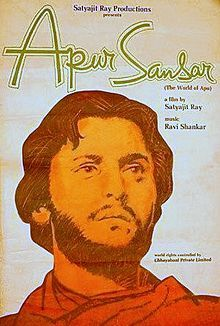 Apur Sansar (1958-India) dir. Satyajit Ray. The  third and final film of theThe Apu Trilogy.