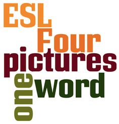 Four Pictures One Word | ESL Kids Games