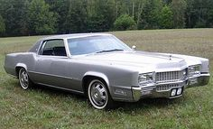 1967 Cadillac Eldorado Maintenance/restoration of old/vintage vehicles: the material for new cogs/casters/gears/pads could be cast polyamide which I (Cast polyamide) can produce. My contact: tatjana.alic@windowslive.com