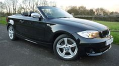 used BMW 120d EXCLUSIVE EDITION in surrey
