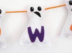Halloween halloween fantôme petit fantôme guirlande