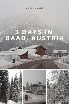 #travel #travelinspo #travelinspiration #mustseedestination #bucketlist #bucketlistdestination #austria #baad #austrianvillage