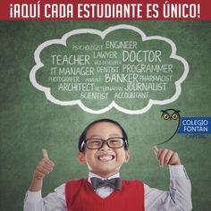 El Colegio Fontán Capital impulsa el desarrollo de la individualidad.