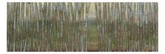 Blue Birch Forest II Giclee Print by Norman Wyatt Jr. at Art.com
