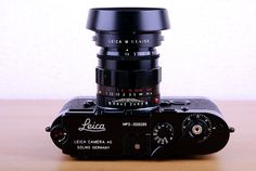 Leica MP3 LHSA Special Edition+Leicavit MP+Summilux 50mm/1.4 ASPH *Black Paint*