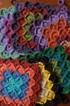 Bavarian Crochet Blanket Pattern Video Tutorial