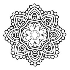 Mandalas are intricate circular designs that are supposed to represent the universe. Coloring mandalas can be both fun and therapeutic for children and adults alike. We've selected a variety …