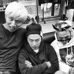 Big Bang: Daesung, Taeyang, G-Dragon! XD [K-pop]